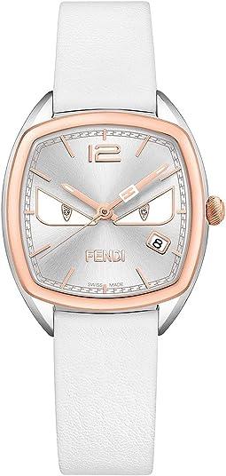 Fendi Timepieces Momento Fendi Bugs Cushion Watch
