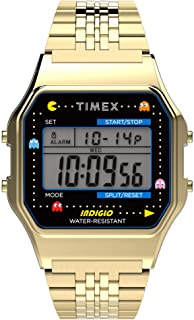 TIMEX T80 X PAC-MAN 34mm Watch