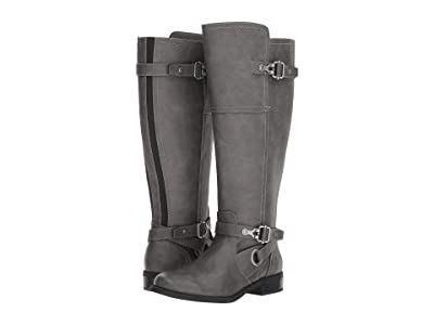 G by GUESS Harvest Wide Calf (Grey) Women