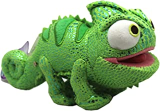 Tangled Pascal The Chameleon Green Shimmering Kids Stuffed Toy (4in)