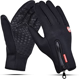 B-Forest Bicycle Gloves with Touch Screen Fingers Bike Gloves Climbing Gloves Mountain Biking Gloves Fingers Outdoor Sports Gloves for Men & Women