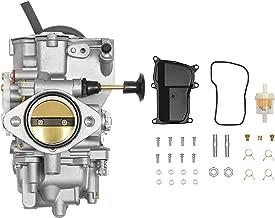 Carburetor Carb for ATV Yamaha 1987-1990 & 1992-1995 Moto-4 350 YFM350   1987-2004 Warrior 350 YFM350   1987-1998 Big Bear 350 YFM350   1996-1998 Kodiak 400 YFM400   1995 Wolverine 350 YFM35F