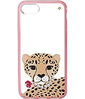 Kate Spade New York - Jeweled Cheetah Phone Case for iPhone® 7/iPhone® 8