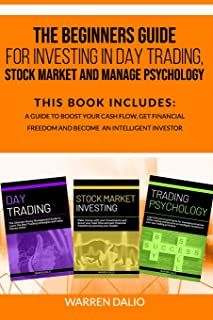 Sponsored Ad - THE BEGINNERS GUIDE FOR INVESTING IN DAY TRADING, STOCK MARKET AND MANAGE PSYCHOLOGY: 3 Books In 1: To Boos...