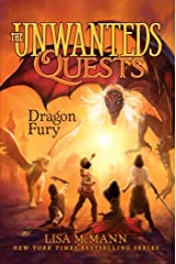 Dragon Fury (The Unwanteds Quests Book 7) (English Edition) eBook Kindle