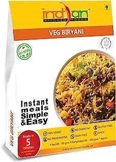 Basmati Rice Pilaf with Vegetables (Veg. Biryani) - Freeze