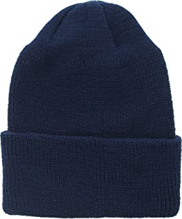 Military Genuine GI Winter USN Warm Wool Hat Watch Cap USA Made