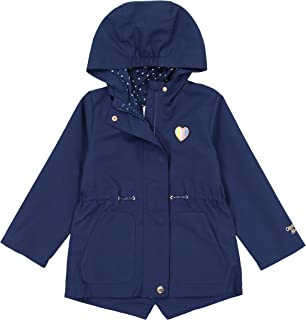 OshKosh B'Gosh Girls' Lightweight Anorak Jacket with...