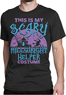 This Is My Scary Millwright Helper Costume - Funny Halloween