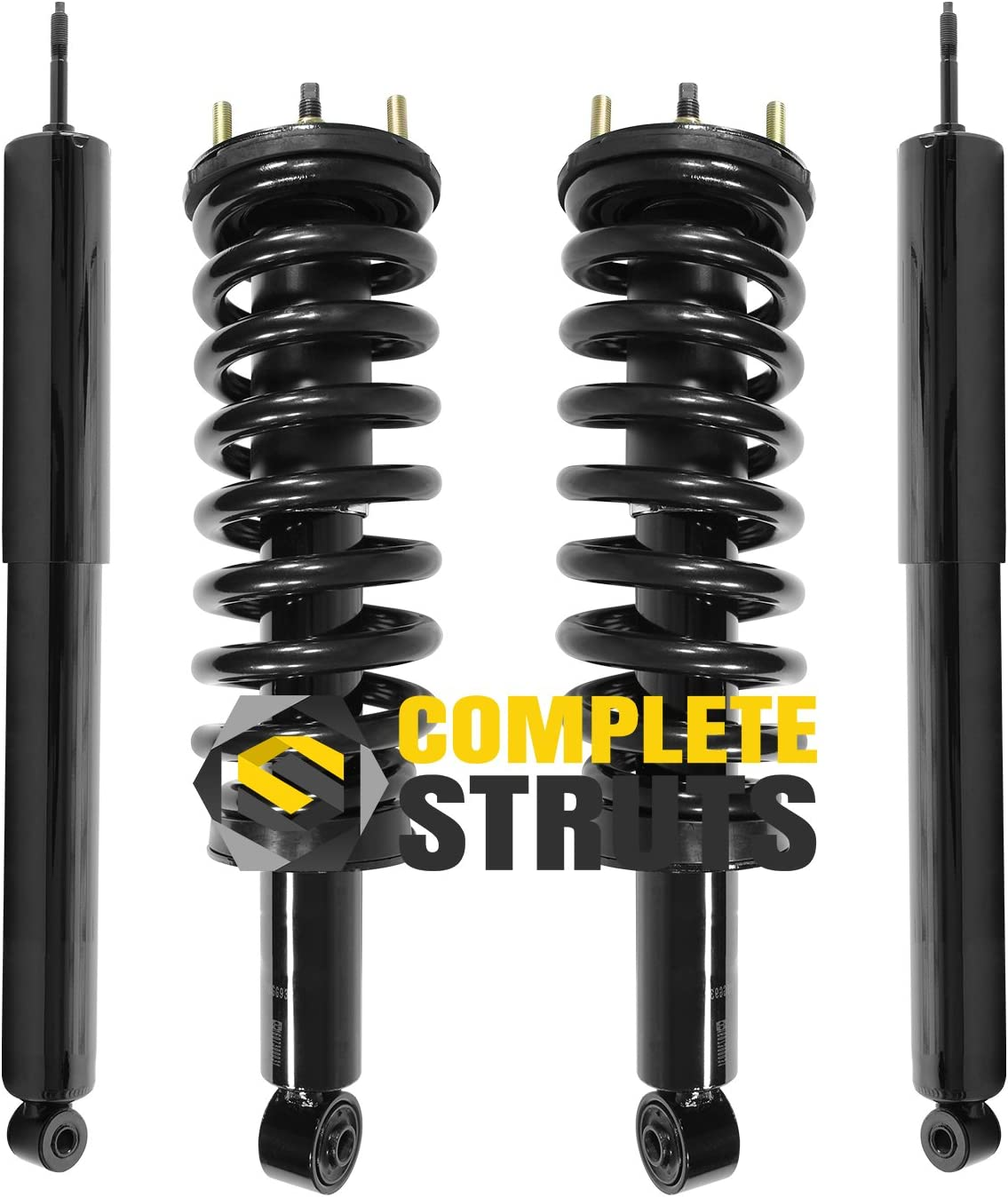 Front Quick Complete Struts Assembly Popular A surprise price is realized overseas Rep Rear Absorbers Shocks