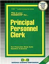 Principal Personnel Clerk(Passbooks)