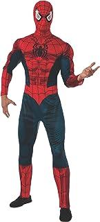 Rubie's Costume Marvel Universe Adult Deluxe Spider-Man Costume, Multi