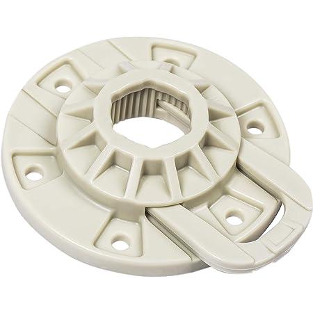 large Washing Machine Drive Hub Kit Washing Machine Accessories W10528947 W10396887 AP5665171 EAP6012095 PS6012095 Compatible 2Pcs