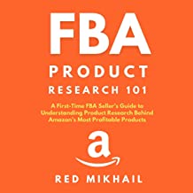 FBA Product Research 101
