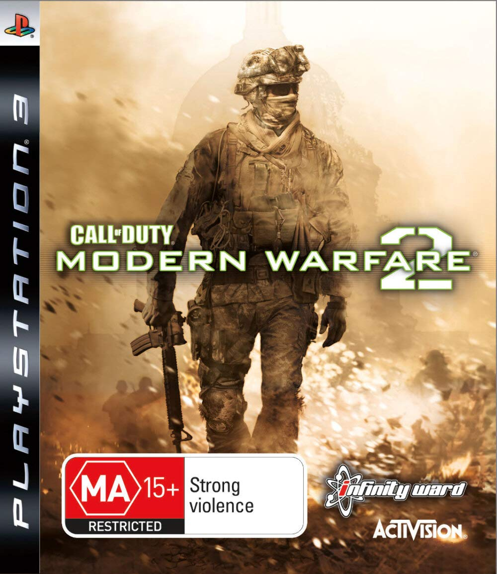 Call of Duty: Modern Beauty products 2 Warfare Overseas parallel import regular item PS3