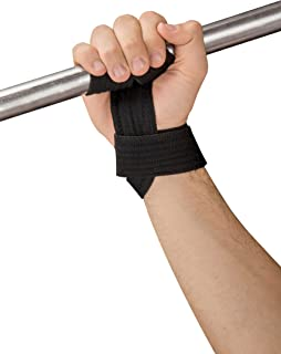 Verri Lifting Straps for Wrist and Fingers Protection in Weightlifting, Gym Workouts, Routines, Training