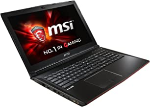 MSI GP62 Leopard Pro-002 Gaming Laptop (Windows 8.1, Intel Core i7-5700HQ, 15.6