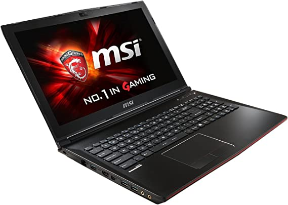 MSI GP62 Leopard Pro-002 15 6-Inch Gaming Laptop by MSI Pro