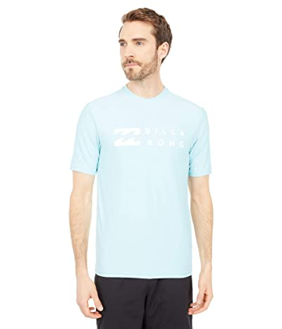 Billabong United Loose Fit Short Sleeve Surf Tee Men
