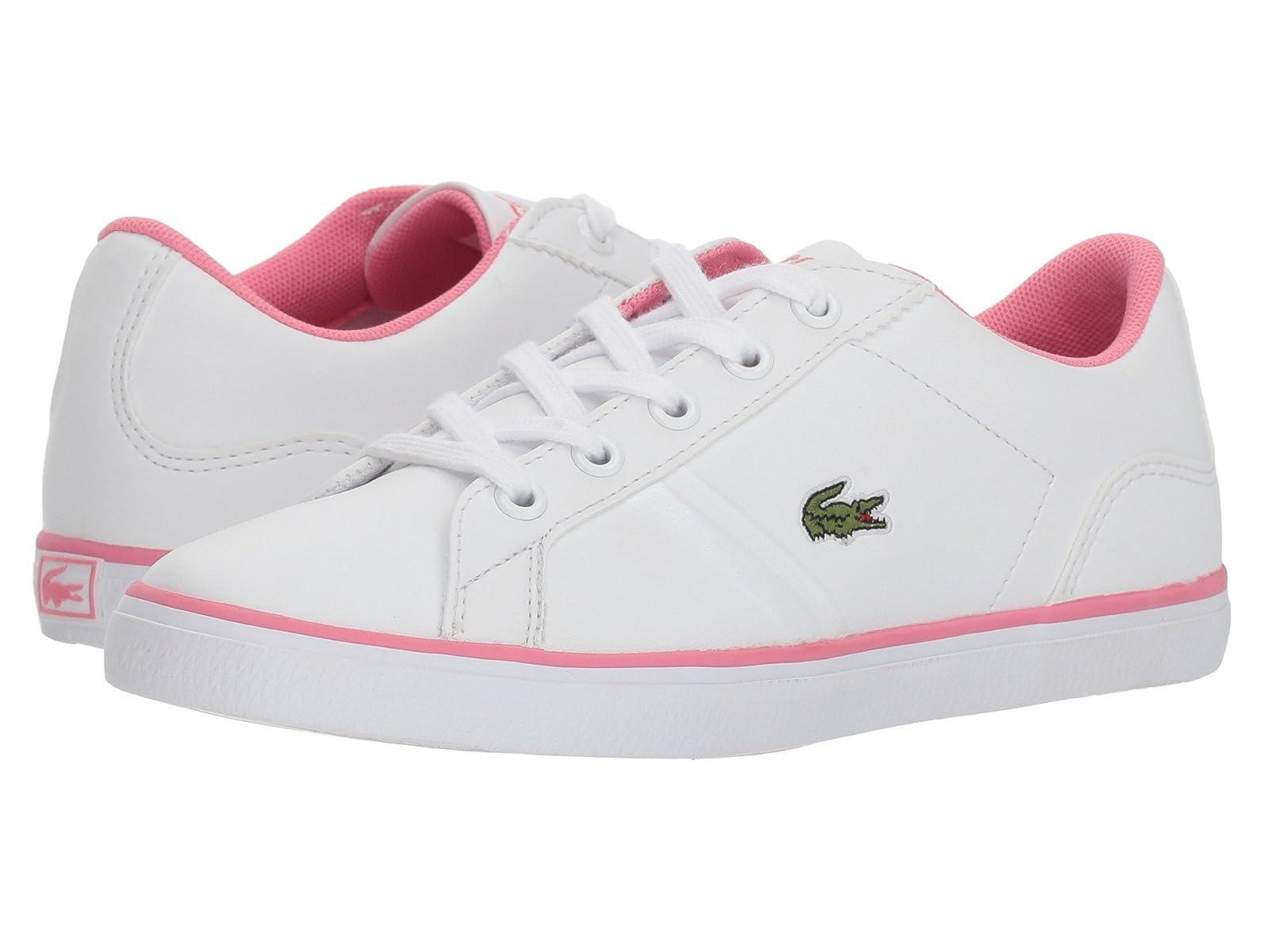 Lacoste Kids Lerond (Little Kid)Atmospheric grades have affordable shoes