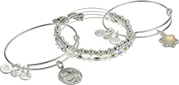 Be Merry Set Of 4 Bracelet
