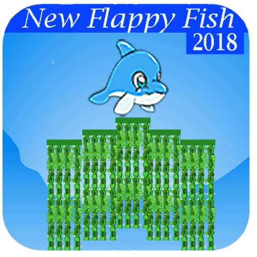 Free New Game Flappy fish 2018