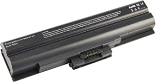 Oracca Replacement Battery for Sony Vaio VGN-CS280J/R VGN-FW550F/H VGN-SR129E/B VPCCW2LFX/B VPCS111FM VGN-FW351J/H VGN-CS19 VGP-BPS13 PCG-7192L PCG-81114L