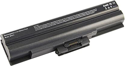 Oracca Replacement Battery for Sony VAIO VGN-AW350J/B, VAIO VGN-CS110E/S, VAIO VGN-CS190, VAIO VGN-CS310J/P