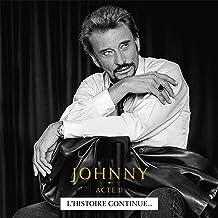 Johnny Acte II couleur Blanc & Or - Tirage Limité]