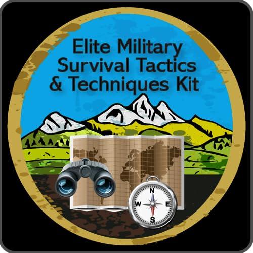 Military Survival Tactics & Techniques Kit