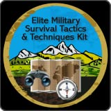 Elite Militares Tácticas de supervivencia y kit Técnicas