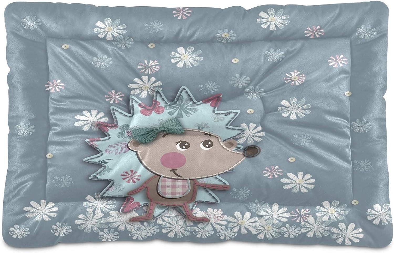 Ahuahua Snow In a popularity Hedgehog Comfortable Dog Beds Crate Machine Atlanta Mall Pad Mat