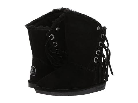 6PM:Bearpaw 熊掌 Arya 女士雪地靴 双色可选, 原价$79.99, 现仅售$44.99, !