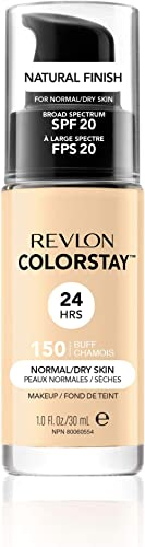 Revlon ColorStay Makeup For Normal/Dry Skin, Buff, 30 ml