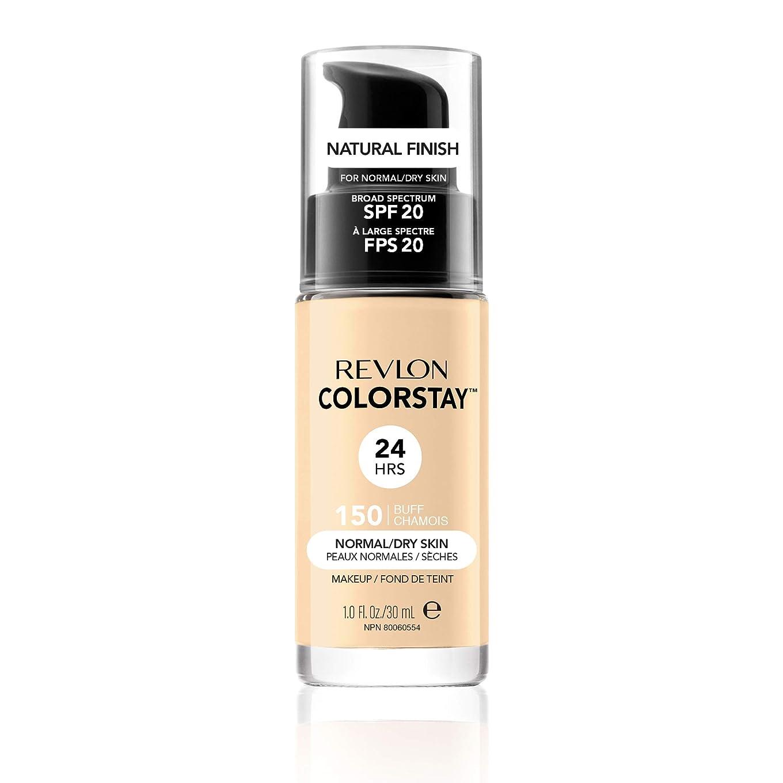 買い物に行くわがまま免除Revlon Colorstay Make Up Normal/Dry Skin 30ml - 150 Buff