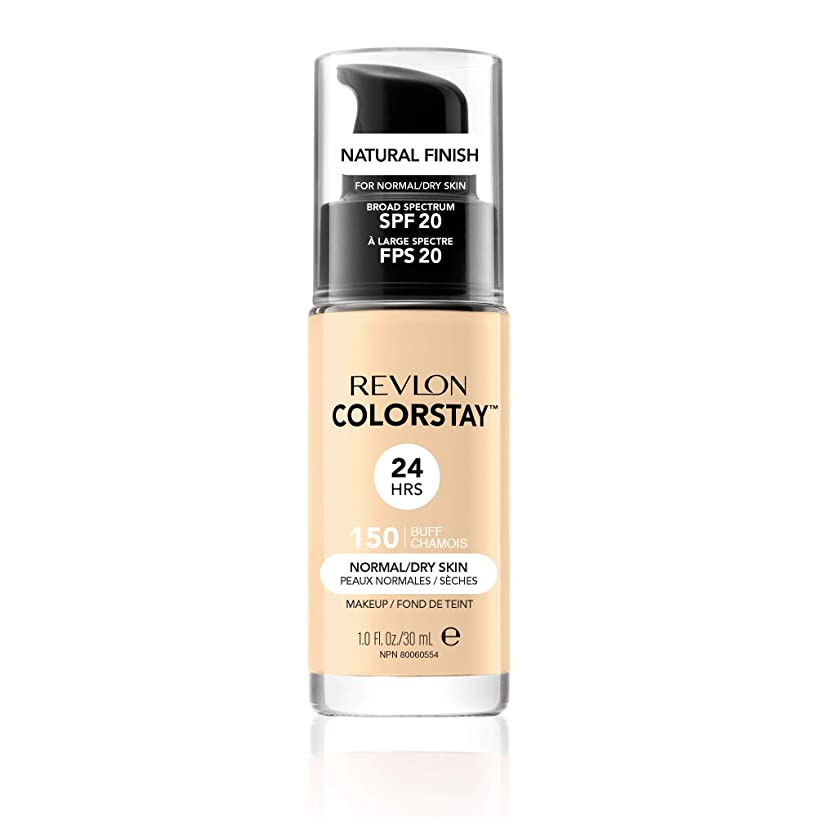 アフリカ人カンガルーピケRevlon Colorstay Make Up Normal/Dry Skin 30ml - 150 Buff