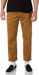 The Critical Slide Society Men's Tundra Mens Cord Pant Soft Corduroy Natural