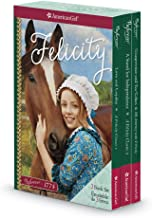 Felicity 3-Book Box Set (Felicity Classics: American Girl Beforever)