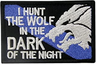 Best army wolf patch Reviews