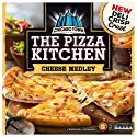 Chicago Town The Pizza Kitchen Cheese Medley Pizza, 350 g (Frozen)