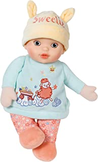 Zapf Creation Baby Annabell Sweetie 30 cm Doll - Small & Soft - Easy for Small Hands, Creative Play Promotes Empathy & Soc...