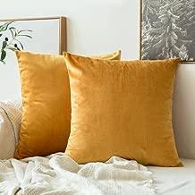mustard gold cushions