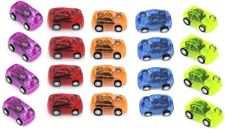 Toy Cubby Mini Pull Back and Let Go Fast Racing Car - Pack of 24 - 2