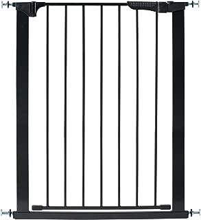 KidCo Tall & Wide Auto-Close Gateway Pressure-Mounted Gate, Black