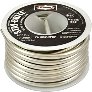 harris stay brite silver bearing solder kit