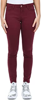 ROY ROGER'S Luxury Fashion Womens RND002P2570112981 Burgundy Pants | Fall Winter 19