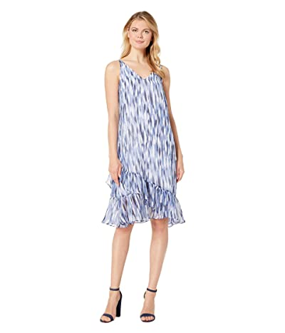 NIC+ZOE Falling Petals Dress (Multi) Women