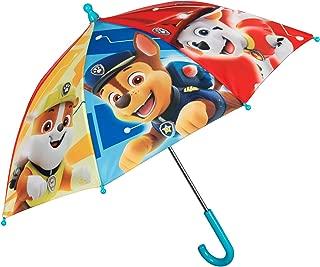 GUIZMAX Parapluie La Pat Patrouille Disney Jaune
