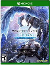 Monster Hunter World: Iceborne Master Edition - Xbox One Standard Edition