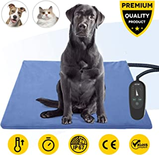 Best battery operated dog bed warmer Reviews